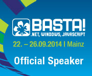 BASTA! Herbst 2014 Speakerbutton 1